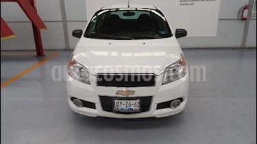 Foto Chevrolet Aveo LS usado (2017) color Blanco precio $149,000