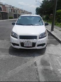 foto Chevrolet Aveo LS usado (2013) color Blanco precio $94,000