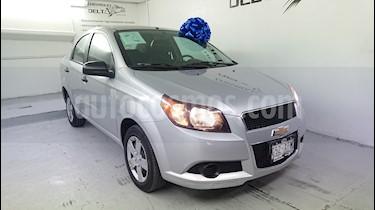 Foto venta Auto usado Chevrolet Aveo LS (2016) color Plata Brillante precio $107,950