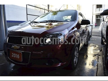 Foto venta Auto usado Chevrolet Aveo LS (2017) precio $145,000