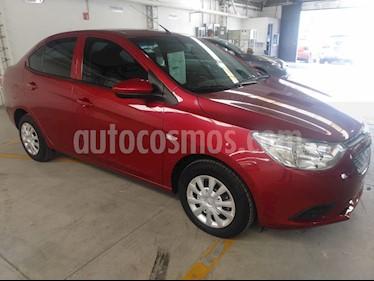 Foto Chevrolet Aveo LS usado (2018) color Rojo precio $178,000