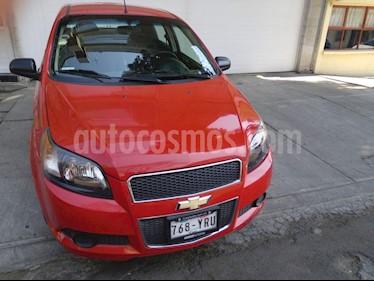 Foto venta Auto usado Chevrolet Aveo LS (2013) color Rojo precio $84,000