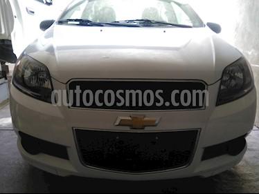 Foto Chevrolet Aveo LS usado (2017) color Blanco precio $129,000