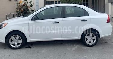 Foto Chevrolet Aveo LS usado (2017) color Blanco precio $120,000