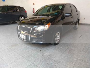 Foto venta Auto usado Chevrolet Aveo LS (2016) color Negro precio $119,000