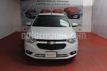 Foto venta Auto usado Chevrolet Aveo LS (2018) color Blanco precio $148,000
