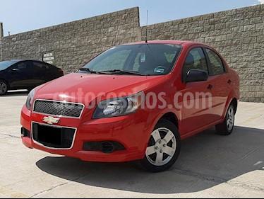 Foto Chevrolet Aveo LS usado (2015) color Rojo Victoria precio $120,000