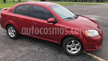 Foto Chevrolet Aveo LS usado (2011) color Rojo precio $79,000