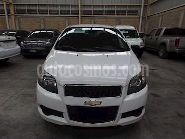 Foto venta Auto usado Chevrolet Aveo LS (2014) color Blanco precio $90,000