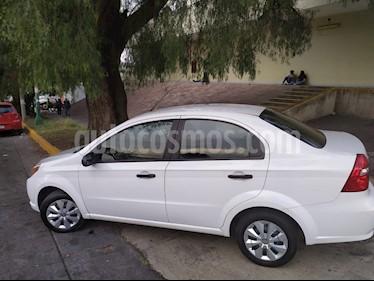 Chevrolet Aveo LS usado (2017) color Blanco precio $105,000