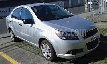 Chevrolet Aveo LS usado (2017) color Plata precio $147,500