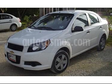 Foto venta Auto Seminuevo Chevrolet Aveo LS (2016) color Blanco precio $350,000