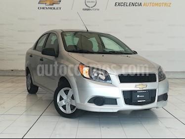 Foto venta Auto Seminuevo Chevrolet Aveo LS (2016) color Plata Brillante precio $129,000