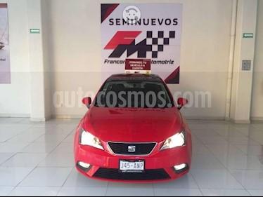 Foto venta Auto usado Chevrolet Aveo LS (2016) color Rojo Victoria precio $135,000