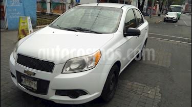 Chevrolet Aveo LS usado (2012) color Blanco precio $78,000