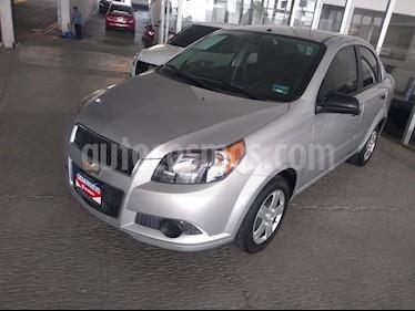 Foto venta Auto usado Chevrolet Aveo LS (2016) color Plata Brillante precio $130,000