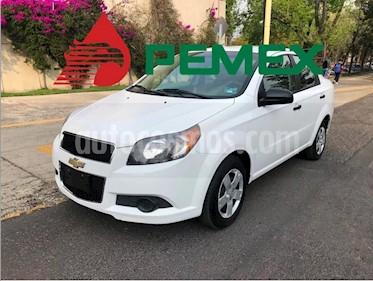 Foto venta Auto usado Chevrolet Aveo LS (2012) color Blanco precio $45,000