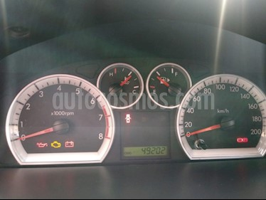 Chevrolet Aveo LS usado (2017) color Plata Brillante precio $135,000