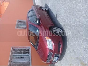 Foto venta Auto usado Chevrolet Aveo LS (2012) color Marron precio $85,000
