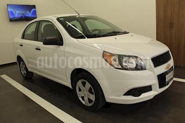 Foto venta Auto usado Chevrolet Aveo LS (2017) color Blanco precio $139,000