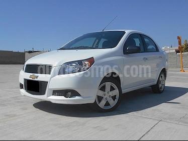 Foto venta Auto usado Chevrolet Aveo LT (Nuevo) (2017) color Blanco precio $163,000