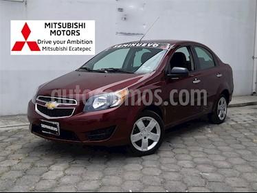 Foto Chevrolet Aveo LT (Nuevo) usado (2017) color Rojo Victoria precio $159,900