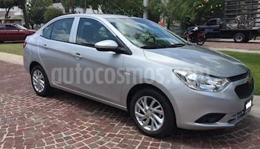 Foto venta Auto usado Chevrolet Aveo LT (Nuevo) (2018) color Plata Brillante precio $165,000