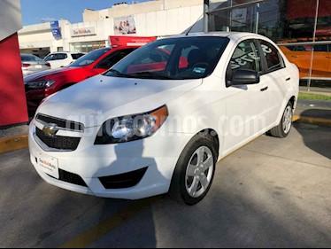 Foto Chevrolet Aveo LT (Nuevo) usado (2018) color Blanco precio $165,000