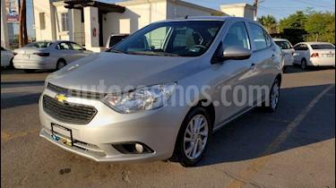 Foto Chevrolet Aveo LT Aut (Nuevo) usado (2018) color Plata precio $149,900
