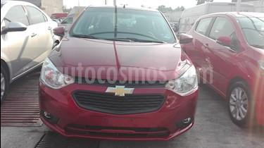 Foto venta Auto usado Chevrolet Aveo LT Aut (Nuevo) (2018) color Rojo precio $185,000