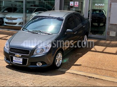 Foto venta Auto usado Chevrolet Aveo LT Aut (2013) color Gris Oscuro precio $235.000