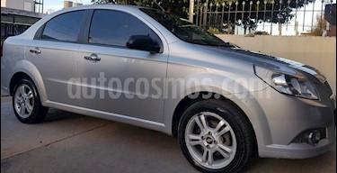 Foto venta Auto usado Chevrolet Aveo LT Aut (2012) color Gris Claro precio $220.000
