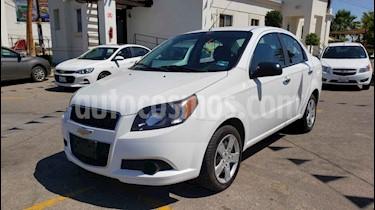 Foto venta Auto usado Chevrolet Aveo LT Aut (2017) color Blanco precio $124,900