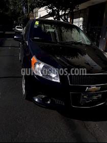 Foto Chevrolet Aveo LT Aut usado (2012) color Negro precio $86,000