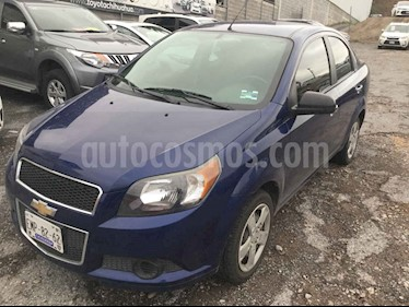 Foto Chevrolet Aveo LT Aut usado (2016) color Azul precio $140,000