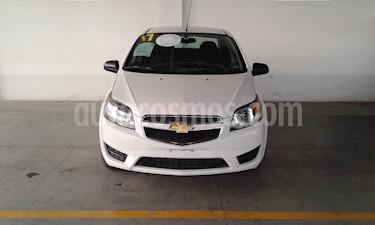Foto Chevrolet Aveo LT Aut usado (2017) color Blanco precio $153,000