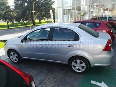 Foto venta Auto usado Chevrolet Aveo LT Aut (2017) color Plata precio $180,000