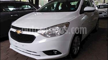 Foto Chevrolet Aveo LT Aut usado (2019) color Blanco precio $174,900