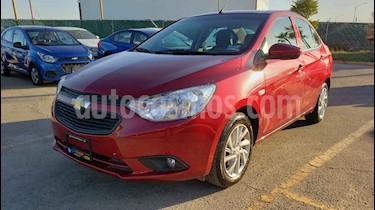 Foto venta Auto usado Chevrolet Aveo LT Aut (2019) color Rojo precio $169,800