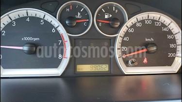 Foto venta Auto usado Chevrolet Aveo LT Aut (2017) color Blanco precio $113,900