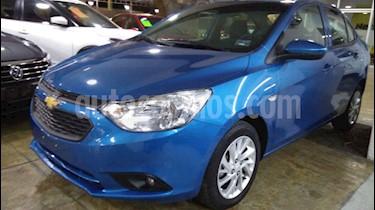 Foto Chevrolet Aveo LT Aut usado (2019) color Azul precio $168,900