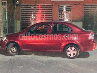 Foto venta Auto usado Chevrolet Aveo LT Aut (2010) color Rojo Tinto precio $80,000