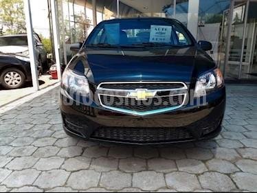 Foto venta Auto usado Chevrolet Aveo LT AUTOMATICO (2018) color Negro precio $205,000