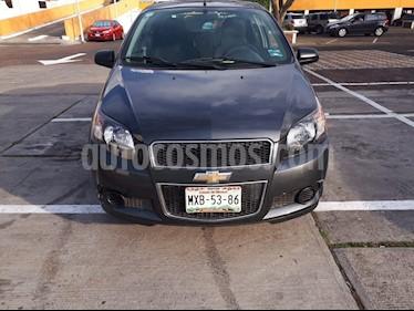 Chevrolet Aveo LT Bolsas de Aire y ABS (Nuevo) usado (2016) color Gris Oxford precio $120,000