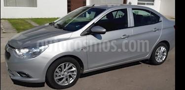 Foto venta Auto usado Chevrolet Aveo LT Bolsas de Aire y ABS (Nuevo) (2018) color Gris Oxford precio $160,000
