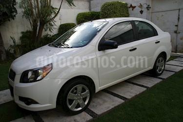 Chevrolet Aveo LT Bolsas de Aire y ABS (Nuevo) usado (2015) color Blanco precio $107,900