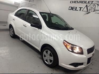 Foto Chevrolet Aveo LT Bolsas de Aire y ABS (Nuevo) usado (2016) color Blanco precio $128,500