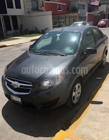 Chevrolet Aveo LT Bolsas de Aire y ABS (Nuevo) usado (2018) color Gris Oxford precio $169,000