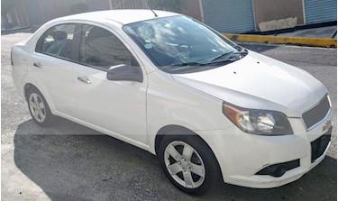 Chevrolet Aveo LT Bolsas de Aire y ABS Aut (Nuevo) usado (2017) color Blanco precio $133,000