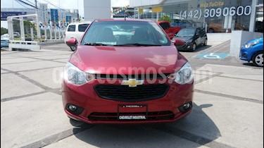 foto Chevrolet Aveo LT Bolsas de Aire y ABS Aut (Nuevo) usado (2018) color Rojo Victoria precio $192,000